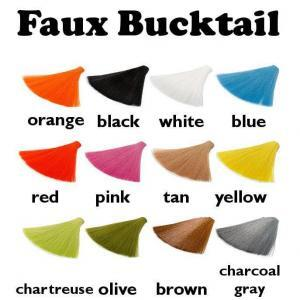 Faux Bucktail