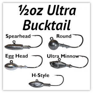 ½oz Ultra Bucktail