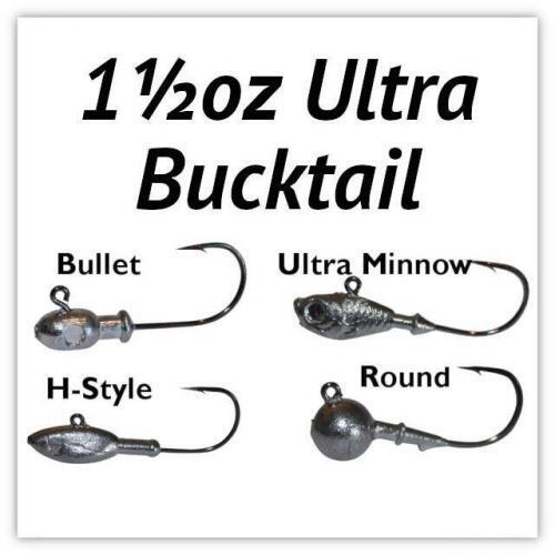 1½oz Ultra Bucktail