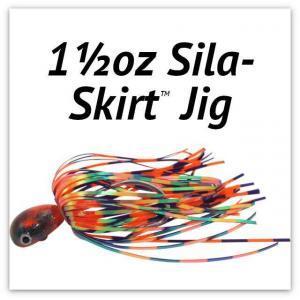 1½oz Sila-Skirt™ Jig