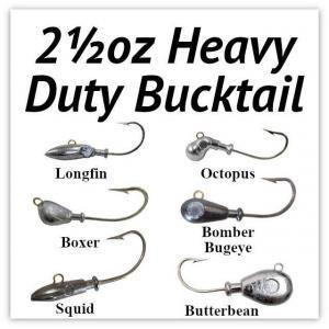 2½oz Heavy Duty Bucktail