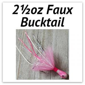 2½oz Faux Bucktail