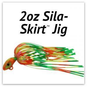 2oz Sila-Skirt™ Jig