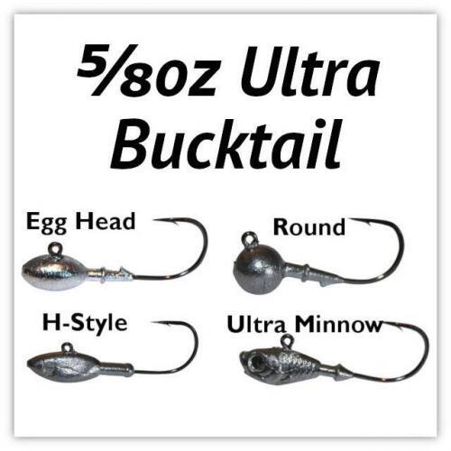 5/8oz Ultra Bucktail