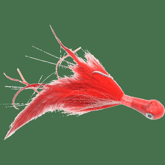 Custom Cobia Jigs with Bucktail