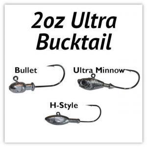 2oz Ultra Bucktail