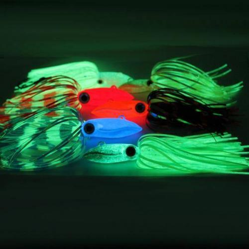 Glowing Drop JIgs