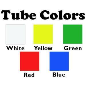 Tube Colors