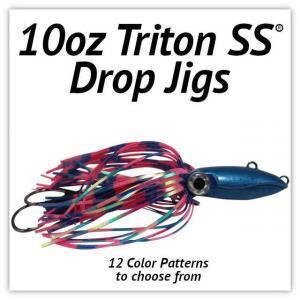 10oz Triton SS® Drop Jig
