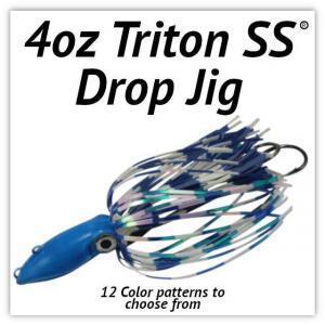 4oz Triton SS® Drop Jig