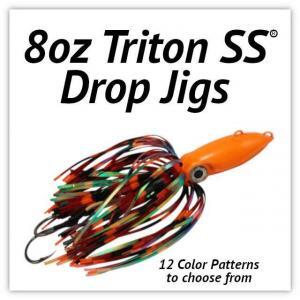 8oz Triton SS® Drop Jig