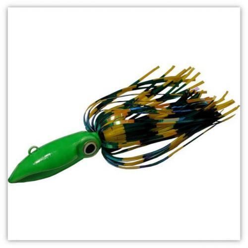 Triton SS® Drop Jig Green Yellow