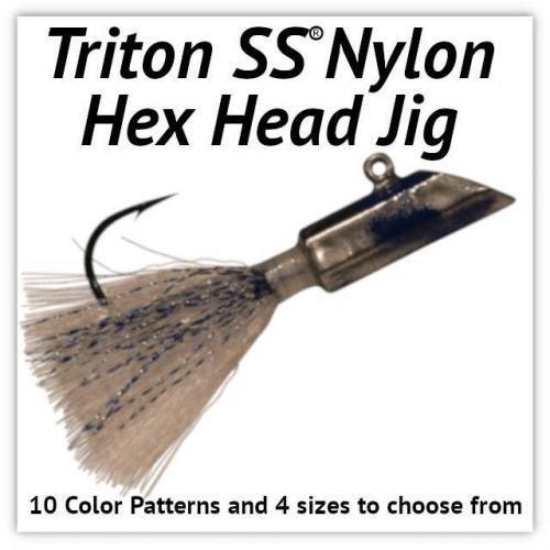 Nylon Hex Head Jig