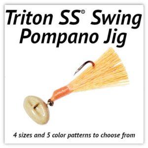 Swing Pompano Jigs