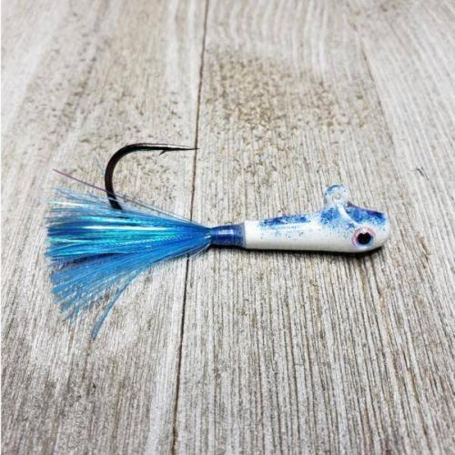 Blue Mylar Jig