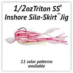 ½oz Sila-Skirt™ Jigs