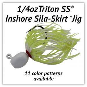 ¼oz Sila-Skirt™ Jigs