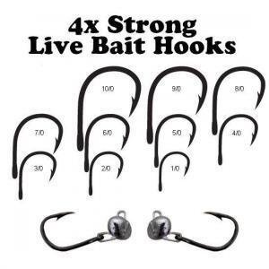 Live Bait Hooks