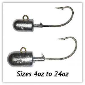 Big Bullet Jig Heads