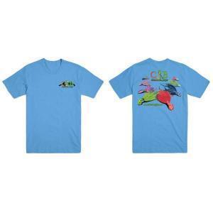 Mens Heather Sapphire T-Shirt