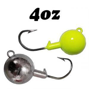 4oz Fluke Cannonballs