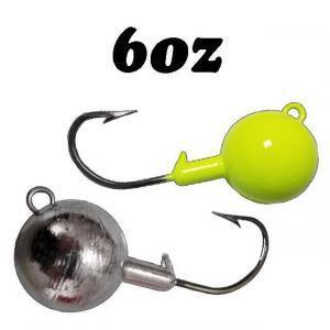 6oz Fluke Cannonballs