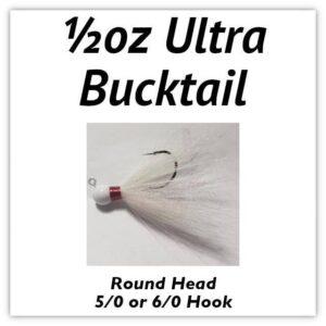 ½oz Large Hook Bucktail